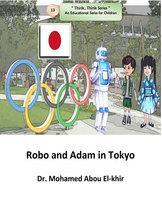 Robo and Adam in Tokyo