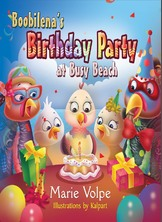 Boobilenas Birthday Party at Busy Beach