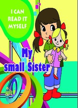 I can read it myself - My Small Sister